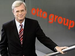 Dr. Michael Otto, Inhaber der Hermes Logistik Gruppe