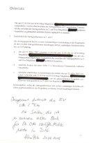 unrechtmäßige EV durch Otto-Vorstand an das Gericht Seite 3 der versuchten Nötigung gegen Tito