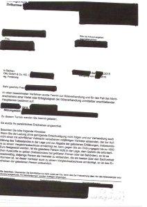 Seit über 18 Jahren!!!! nötigt der Otto-Vorstand diese anonym zu haltende Otto-Geschädigte