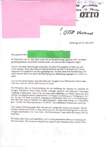 Die Lügen des Stefan Duncker, der Typ ging über Leichen während seiner sinnlosen OTTO-