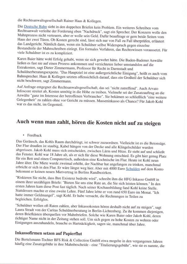 Silvia Tito ermittelt 2016 für betrogene Otto Kunden 5