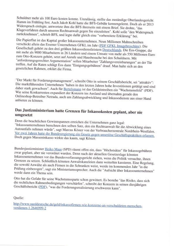 Silvia Tito ermittelt 2016 für betrogene Otto Kunden 6