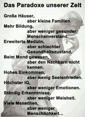 Image Result For Kaputte Welt Zitate Kranke Gesellschaft