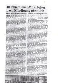 Rufmord durch HLG Presseabteilung gegen ruinierten Sat Meydan