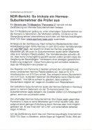 2017: Zertifizierungsbetrug bei HLG 1
